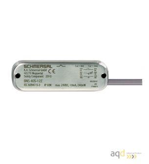 Interruptor magnético higiénico Schmersal BNS40S-12Z - Interruptor magnético higiénico Schmersal BNS40S