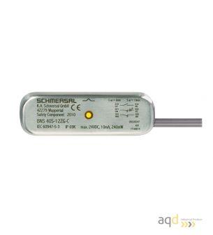 Interruptor magnético higiénico Schmersal BNS 40S-12ZG-C - Interruptor magnético higiénico Schmersal BNS40S