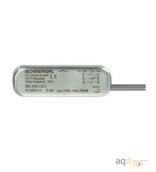 Interruptor magnético higiénico Schmersal BNS40S-12Z-C-3M - Interruptor magnético higiénico Schmersal BNS40S