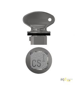 Llaves de seguridad codificables FS Castell Interlocks - Productos Castell Interlocks Bajo pedido