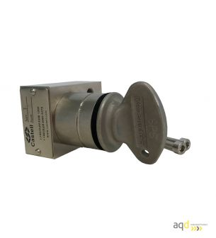 KBOLT enclavamiento mecánico de una llave - Productos Castell Interlocks Bajo pedido