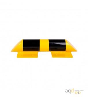 Guardapiés de acero de 76 mm de diámetro y 400 mm de longitud (4,3 kg) - Guardapiés de acero
