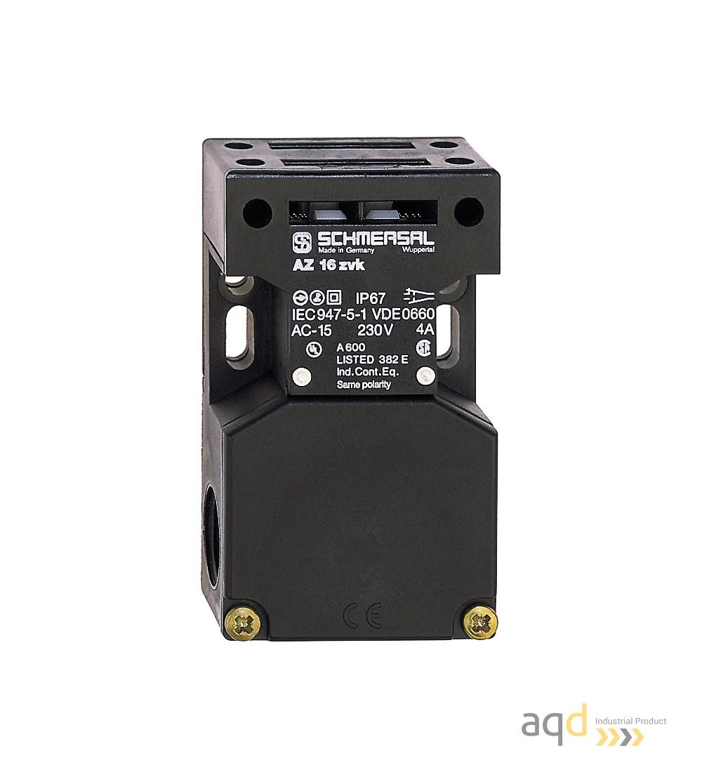 AZ 16 Interruptor (no incluye actuador) - AZ 16 Interruptor de seguridad con actuador por separado