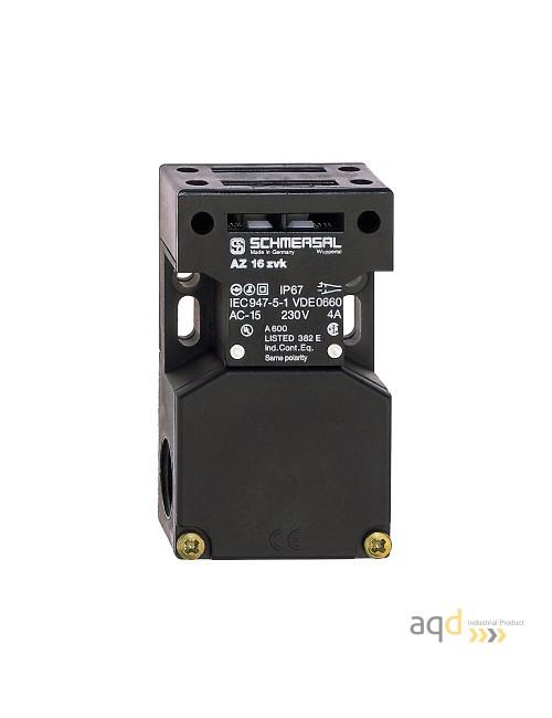 AZ16 Interruptor de seguridad con actuador por separado