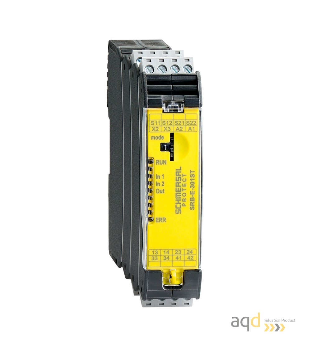 SRB-E-301ST relé de seguridad - PLC, relés y dispositivos de seguridad