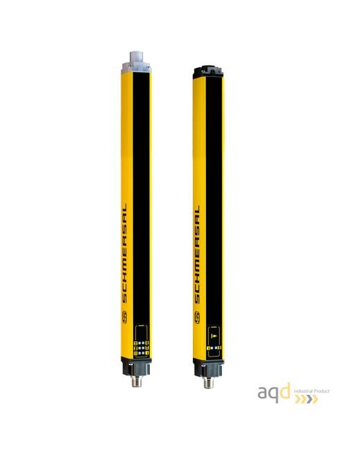 Barrera optoelectrónica, categoría 2, para manos, resolución 30 mm, protección 650 mm