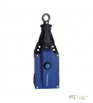 Interruptor por tracción de cable ZQ 900-02 - Bimanuales, pedales y mandos de seguridad