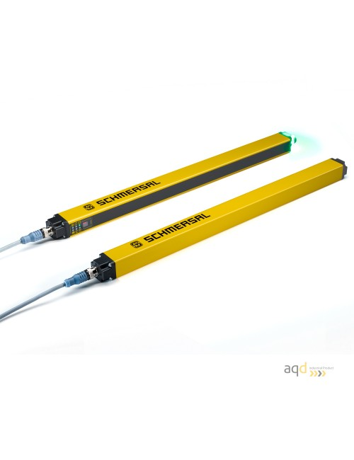 Barrera optoelectrónica, categoría 4, para dedos, protección 730 mm