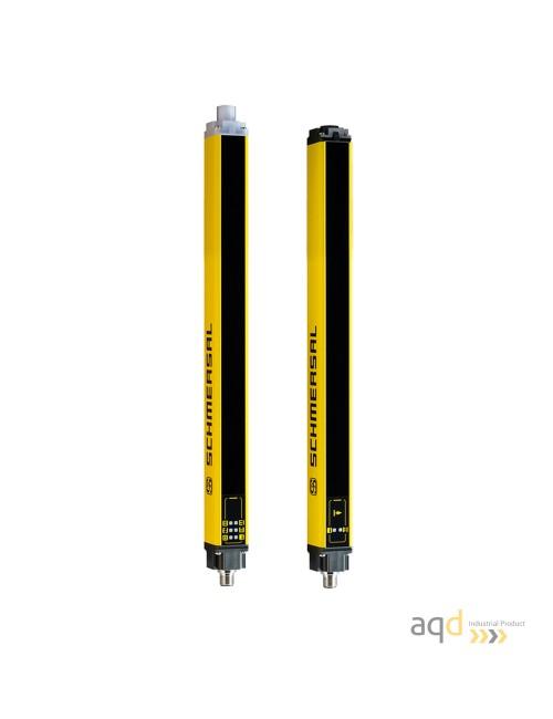 Barrera optoelectrónica, categoría 4, para cuerpo, 4 haces, protección 900 mm