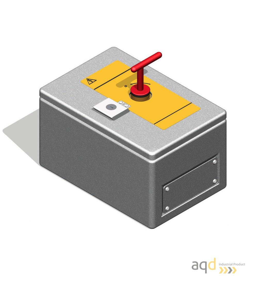 KSD Interruptor seccionador - Dispositivos de bloqueo y consignación Bajo pedido