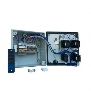 AQD Bot 5 Kit interior