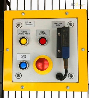 AQD Bot 5 Kit Schmersal - Productos AQD Industrial Safety