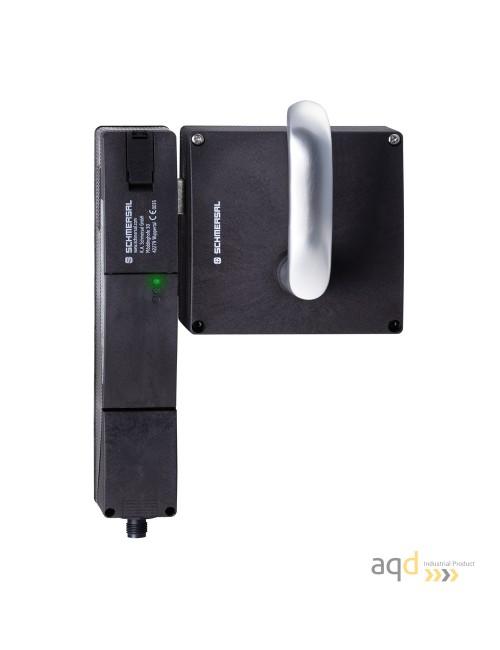 AZ/AZM201-B30-LTAG1P1-SZ  Actuador con manija para puerta con bisagras a la izquierda